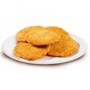 Оладьи картофельные (хэшбраунсы)